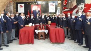 Hatay'da 19 Eylül Gaziler Günü Dolayısıyla Basın Açıklaması Yapıldı