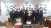 Hataylı Gaziler İş İnsanı Ersin Şahin'i Ziyaret Etti