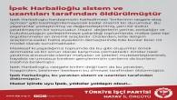 İpek Harbelioğlu Kardeşimizin Katledilmesi Basitleştirilemeyecek Kadar Önemli Bir Durumdur
