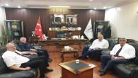 Başkan İzzetin Yılmaz'dan HESOB'a Ahilik ziyareti