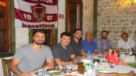 Atakaş Hatayspor'a galibiyet yemeği