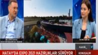 Başkan Lütfü Savaş EXP 2021 için tarih verdi: 23 Nisan  2021 tarihine kadar hazır olacağız
