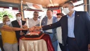 İskenderun CHP'de 97. Yıl kutlaması