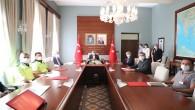 Çocuk Trafik Eğitim Parkı Projesi Koordinasyon Toplantısı Gerçekleştirildi