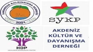 SKYP ve HDP: Eleştiriler demokratik işleyişin olmazsa olmazıdır!