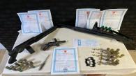 İskenderun'da Silah tüccarlarına operasyon