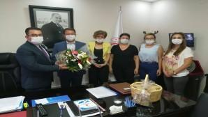 Samandağ Kadın  Girişimi üretim ve işletme Kooperatifi, Ticaret Bakanlığından hibe almaya hak kazandı