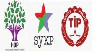 """Samandağ HDP, TİP ve  SYKP'den ortak açıklama: AKP İlçe Teşkilatı'nın  """"Yaparsa AK PARTİ yapar"""" sloganının yer aldığı tabelalar sökülsün!"""
