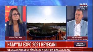 Başkan Lütfü Savaş: EXPO Huzura katkı sağlayacak