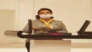 CHP'li Suzan Şahin: Suçu vatandaşa, yükü Hekimlere ve Sağlık çalışanlarına atarak salgınla mücadele edilemez