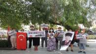 Vatan Partisi Hatay Öncü Kadından Diyarbakır Annelerine destek nöbeti