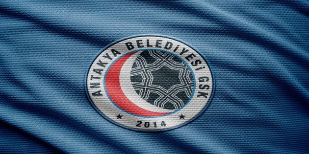 Antakya Belediyesi Gençlik Spor Kulübü Yeni Logosunu tanıttı
