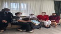 Antakya Belediyesi Başkan Yardımcısı Alev Seçmen'den şehit ailelerine ziyaretlerini sürdürüyor