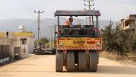 Hatay Büyükşehir Belediyesinden Antakya Büyükdalyan'a asfalt