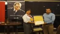 Başarılı İş İnsanı Ahmet Ulaş Antakya Defne Rotary Kulübü'nün konuğu oldu