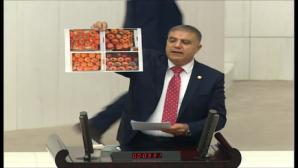 CHP Milletvekili Mehmet Güzelmansur Suudi Arabistan Ambargosu için Genel görüşme istedi: AKP ve MHP reddetti