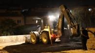 Cumhuriyet Mahallesi İpek sokaklarda asfaltlama çalışmaları sürüyor