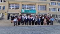 Başkan İzzettin Yılmaz, İngiltere ve Slovenya'dan gelen öğrencileri ağırladı
