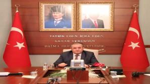 Hatay Vali Vekili  Tetikoğlu, Bakan Soylu'nun toplantısına katıldı