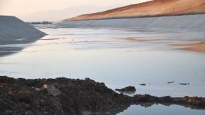 Reyhanlı Barajı yarın hizmete alınıyor