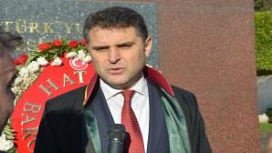 Hatay Baro Başkanı Av. Ekrem Dönmez'den açıklama: 10-11 Ekim tarihinde yapacağımız genel kurulu ileri bir tarihe erteledik
