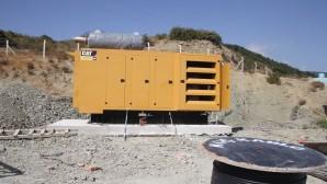 Belen'de 3 terfi istasyonuna Jeneratör sistemi kuruldu