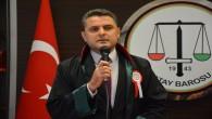 Hatay Barosuna Tepki: Seçimimize engel olan İl Hıfzıssıhha Kurulu kararının iptali için dava açtık