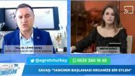 Başkan Savaş, Agro TV'nin canlı yayın konuğu oldu: Gücümüzün yettiğince hemşehrilerimizin yaralarını saracağız