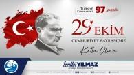 Antakya Belediye Başkanı İzzettin Yılmaz: Cumhuriyetimizin 97. Yılı kutlu olsun