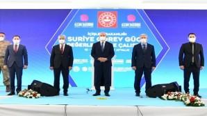 Vali Rahmi Doğan Suriye Görev Gücü Değerlendirme Çalıştayı'na Katıldı