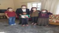 Antakya CHP'den çocuklara tablet: Çocuklarımızın eğitimi her şeyden önemlidir