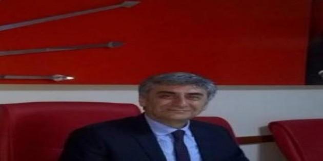 CHP Hatay İl Başkanı Parlar: Cumhuriyet Halk Partisi olduğu sürece Türkiye'nin her zaman umudu olacaktır!