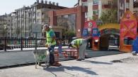 Hatay Büyükşehir Belediyesi Çocuk oyun alanlarını yeniliyor