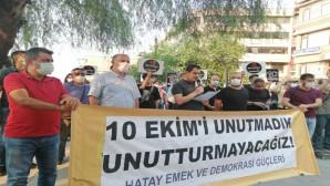 Hatay Emek ve Demokrasi Güçleri: 103 karanfilimize sözümüz var: Emek-Barış ve Demokrasi mücadelesi kazanacak!