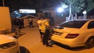 Makas atan otomobil sürücüsüne 1228 lira para cezası