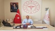 Sağlık Müdürü Dr. Mustafa Hambolat Dünya Gazeteciler gününü kutladı