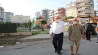 Dörtyol Belediye Başkanı Fadıl Keskin: Hatay Büyükşehir Belediyesi sorumluluk alanındaki Park ve Arkları temizletti