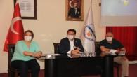 Samandağ Belediye Meclisi Ekim olağan toplantısını gerçekleştirdi