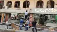 Terör sonrası, İskenderun esnafı yaralarını sarmaya başladı
