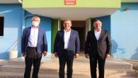 HAT SU heyetinden Adana ve Mersin Büyükşehir Belediye Başkanlarına brifing