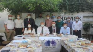 HAMOK'ta yeni sözcü Cem Hüzmeli: İlimizin sorunlarını çözüm öneriyle birlikte gündeme taşımayı kendine ilke edinmiştir!