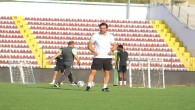 Atakaş Hatayspor Büyükşehir Belediyesi Erzurumspor maçına hazırlanıyor