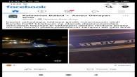Hatay Valiliği Kasıtlı trafik kazası yapan ve Sosyal medya'da yayınlayan kişilerin yakalandığını açıkladı