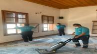 Antakya Belediyesi İbadethanelerdeki Temizlik çalışmalarına devam ediyor