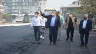 Başkan İzzettin Yılmaz: Akevler Mahallesine Jilet gibi asfalt döktük