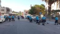 Antakya Belediyesi'nden şehir genelinde kapsamlı temizlik