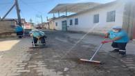 Antakya Belediyesinden kapsamlı temizlik çalışması