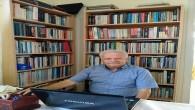 Mehmet Karasu Pandemi döneminde 10 bin kitaplık bir  kütüphane kurdu