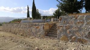 Hatay Büyükşehir Belediyesinden Mezarlıklara onarım
