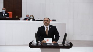 MHP Hatay Milletvekili Lütfi Kaşıkçı : Mustafa Kemal Atatürk'ün emaneti olan Hatay'ı Karıştıramayacaksınız!